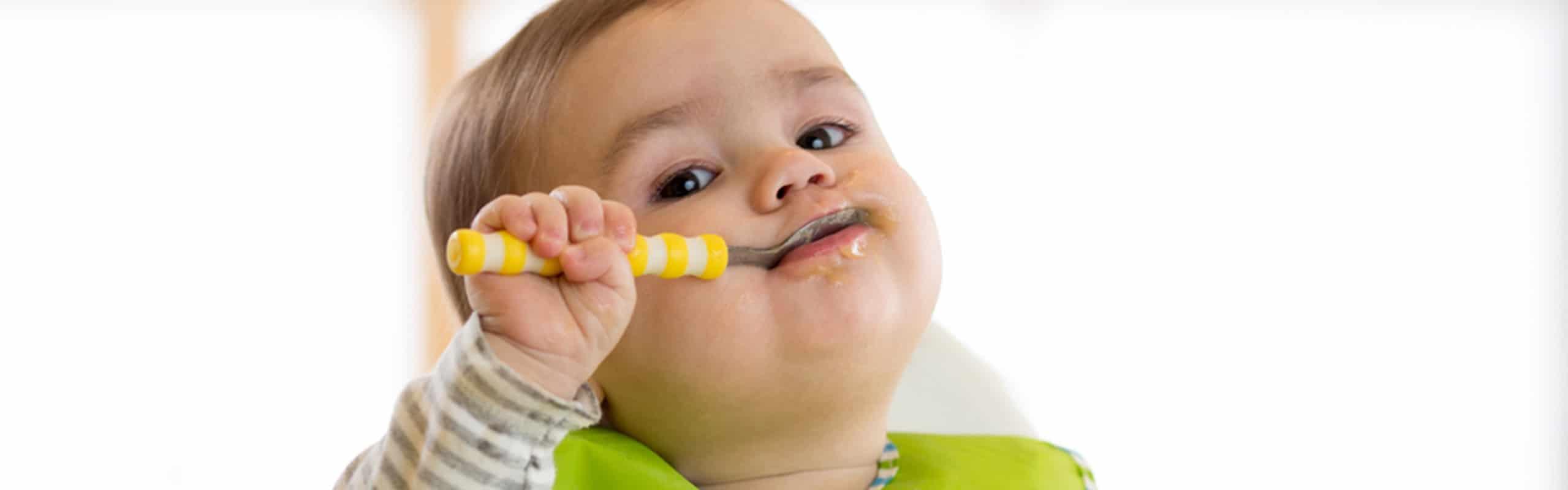 Descubre la alimentación infantil y su importancia en la infancia