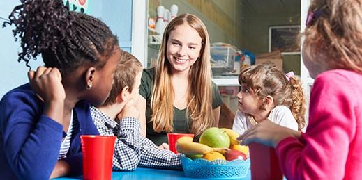 Curso de Monitor de Comedor - Instituto Europeo de Educación