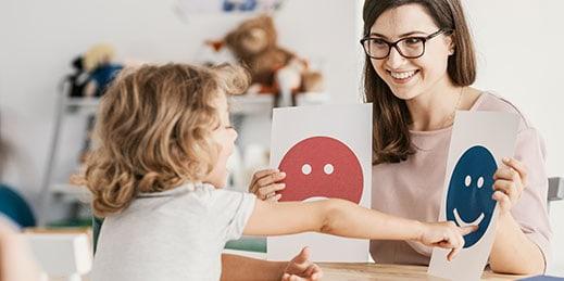 Descubre los cursos psicología infantil y conviértete en un profesional