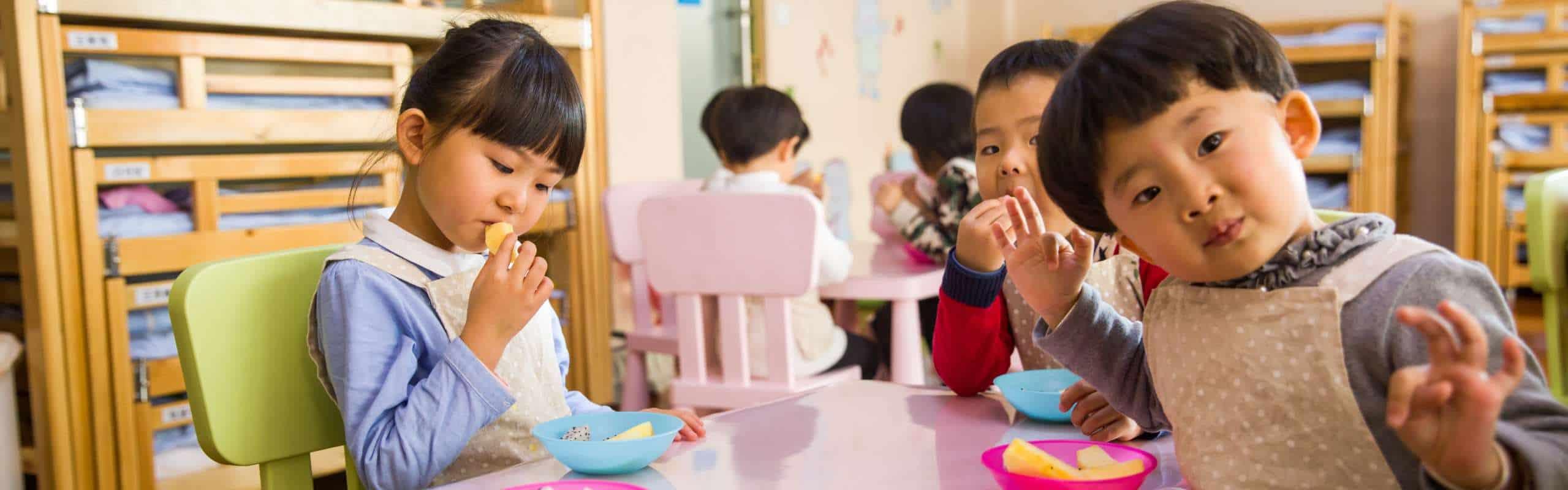 las recetas que más gustan a los niños para comer meriendas saludables