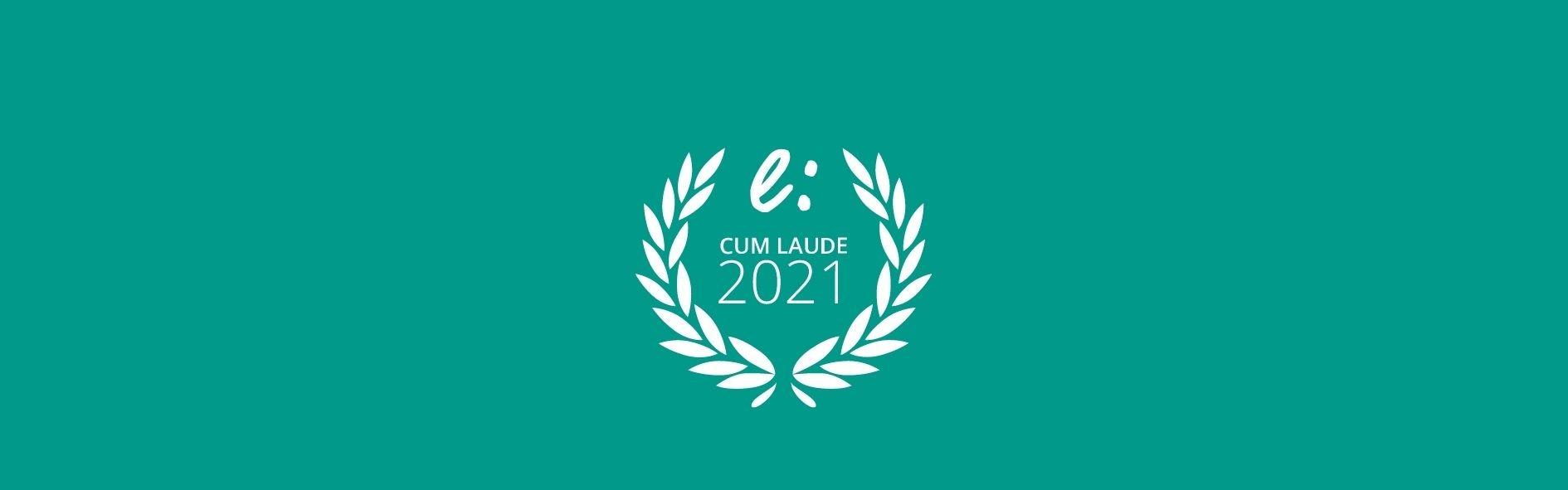 Hemos recibido el sello cum laude por opiniones Instituto Europeo de Educación